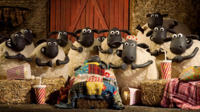Shaun the Sheep - Sheep Maintenance