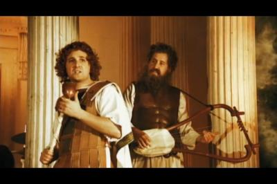 Horrible Histories - Alexander the Great Song