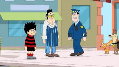 Dennis the Menace and Gnasher - 60 Second Dennis - The Usual Suspect