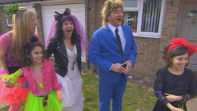 Marrying Mum and Dad  - Best of: Wedding Transport