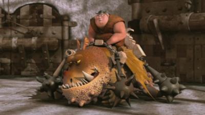 Dragons - Defenders of Berk - Saddle Up