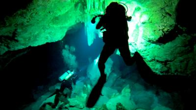 Deadly 60 - Cave Diving