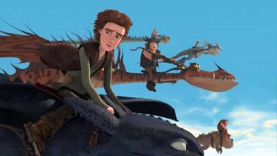 Dragons - Defenders of Berk - Trust your Dragon