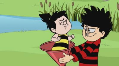 Dennis the Menace and Gnasher - 60 Second Dennis - Beahave
