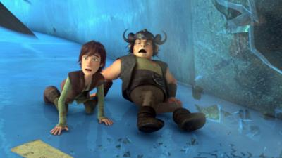Dragons - Defenders of Berk - Cold Feet