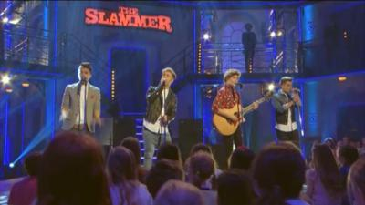 The Slammer Returns - The Slammer Returns – Union J
