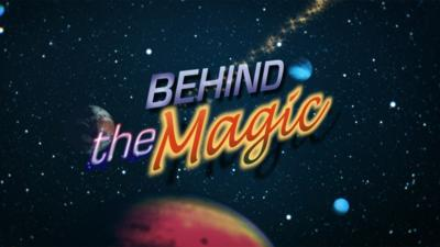 Wizards vs Aliens - Behind the Magic with Chris Johnson