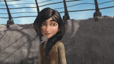Dragons - Defenders of Berk - The New Girl