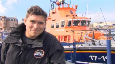 Hero Squad - Hero Squad Special Ops - RNLI Lifeboat