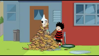 Dennis the Menace and Gnasher - 60 Second Dennis - Time Machine