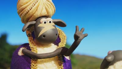 Shaun the Sheep - The Genie