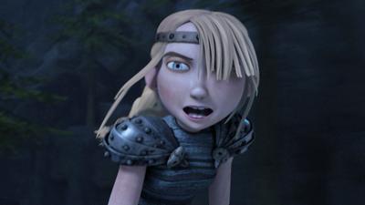 Dragons - Defenders of Berk - The Nest is Disturbed