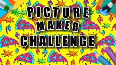 CBBC - Picture Maker Challenge - Creature Snack