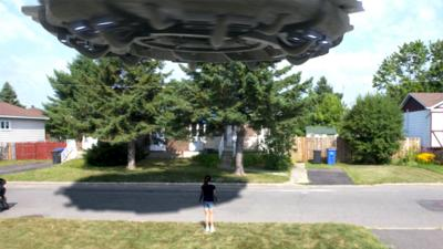 Rank the Prank - Effectorizer: Taking a UFO taxi ride!