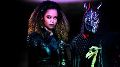 Raven - Raven: True Warriors' Path