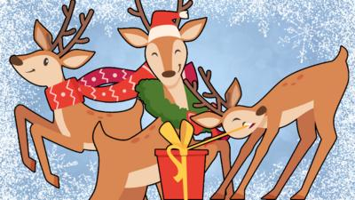 CBBC - What is your Reindeer name?