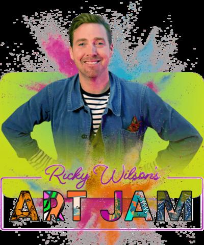 Ricky Wilsons Art Jam