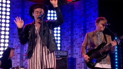 Friday Download - Rixton perform We All Want The Same Thing