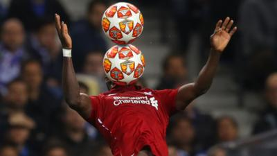 MOTD Kickabout - Spot the Ball: Champions League Edition