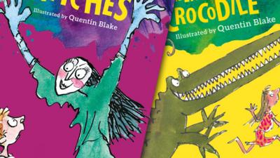 CBBC Book Club - Quiz: Which Roald Dahl villain are you?