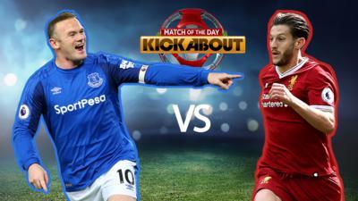 MOTD Kickabout - Vote: Top Tekkers - Rooney vs Lallana