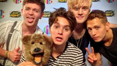 Saturday Mash-Up! - Hacker meets HRVY, The Vamps and more...