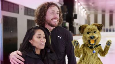 Saturday Mash-Up! - Hacker meets Dancing on Ice stars