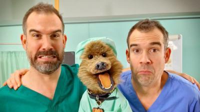Saturday Mash-Up! - Hacker meets Dr. Chris and Dr. Xand