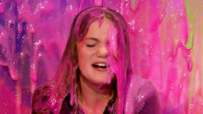 Saturday Mash-Up! - Jenny from The Worst Witch gets slimed