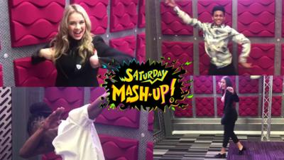 Saturday Mash-Up! - Pick your ultimate dance move