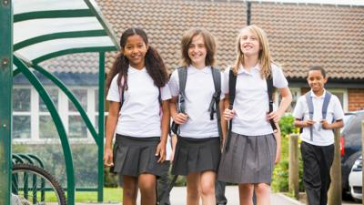 School Survival Guide - 5 types of friends everyone meets in school