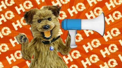 CBBC HQ - CBBC Shout Outs!