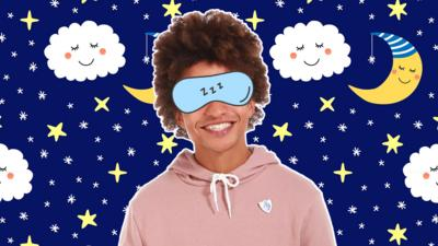 Blue Peter - Radzi's top tips for great sleep!