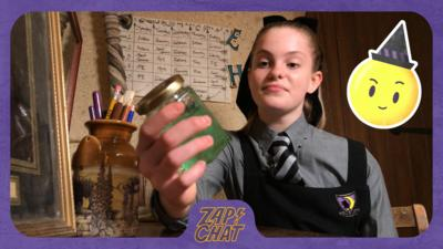 The Worst Witch - ZAPCHAT: Slimed!