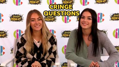 Saturday Mash-Up! - Cringe Questions with Em and Loz