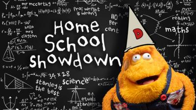 Saturday Mash-Up! - We need you for Home School Showdown!