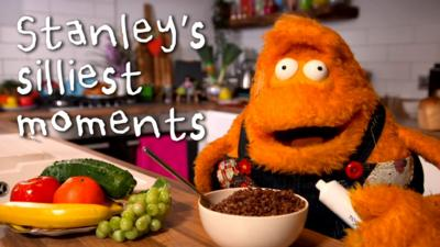 Saturday Mash-Up! - Stanley's Silliest Moments...