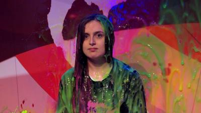Saturday Mash-Up! - Jody from The Dumping Ground gets SLIMED