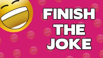 Saturday Mash-Up! - QUIZ: Finish The Joke