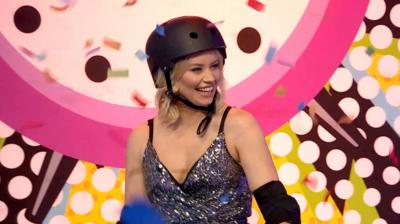 Saturday Mash-Up! - Kimberly Wyatt SMASHES Scooting Stars record!