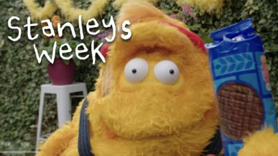 Saturday Mash-Up! - WATCH: Can Stanley survive the wilderness?