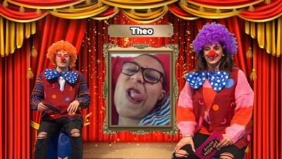 Saturday Mash-Up! - Joe and Harpz show us YOUR FUNNY FACES!