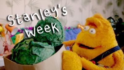 Saturday Mash-Up! - Stanley's trumpy trip to Cabbage World...
