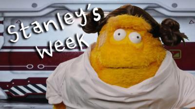 Saturday Mash-Up! - Stanley hosts the Mashy Awards!