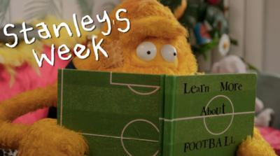 Saturday Mash-Up! - WATCH: Stanley's got football fever!