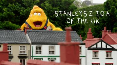 Saturday Mash-Up! - Stanley's adventures in Southport!