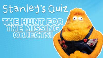 Saturday Mash-Up! - QUIZ: The hunt for Stanley's objects!