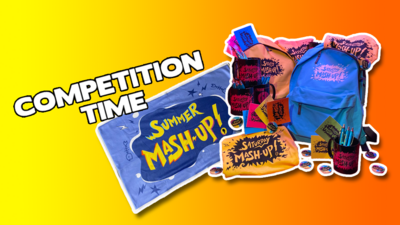 summer mash up competition