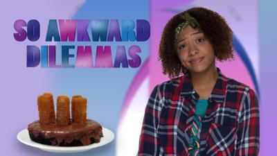 So Awkward - Dilemma: The Case of the Fishocolate Cake