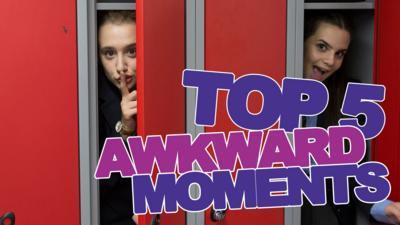 So Awkward - Top five awkward moments